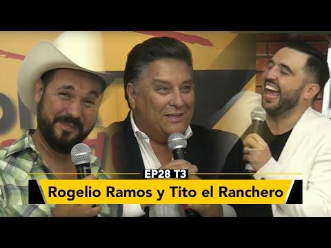 Rogelio Ramos y Tito el Ranchero en Zona de Desmadre
