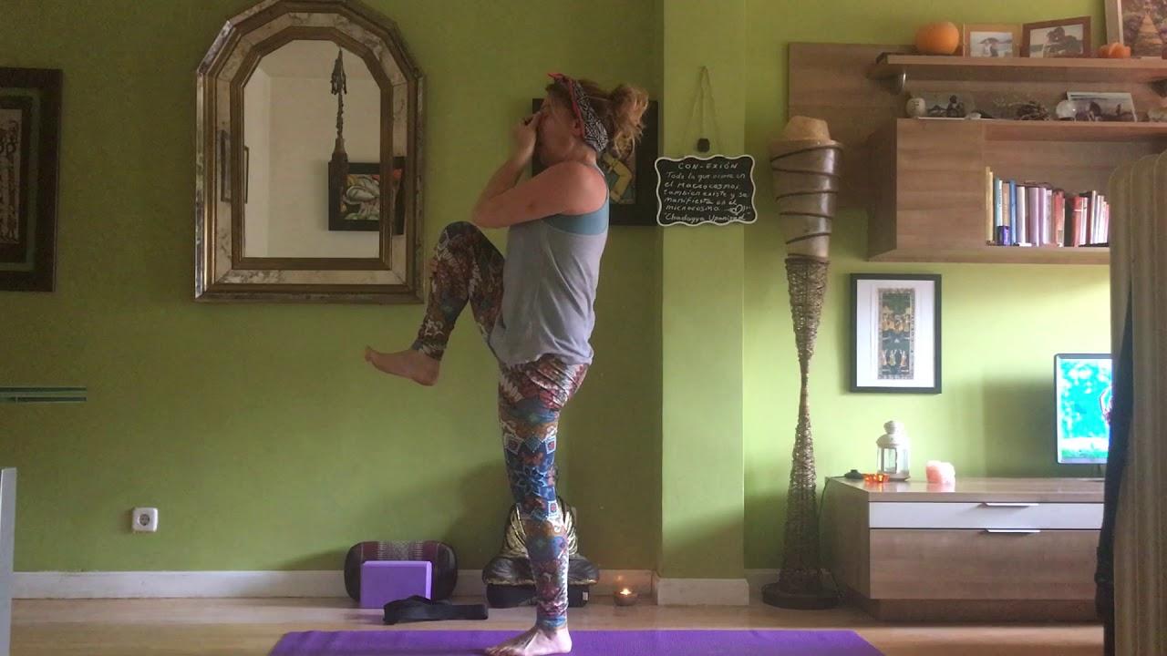 Yoga, estaticas