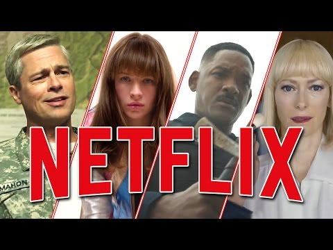 Netflix Upcoming Original Series and Films Trailer Compilation