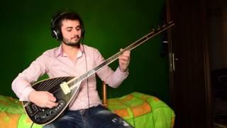 Gonen Molla - Al Yazmalim (Elektro Baglama)