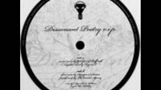 Enzyme x - Dissonant Poetry (third verse by synapse and sei2ure)