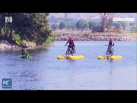 Nile Bike -- exploring the Nile on bicycles