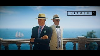 HITMAN 2 - Elusive Target: The Deceivers - Full Mission Briefing