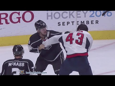 Kyle Clifford vs. Tom Wilson