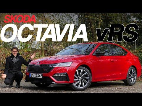 all-new Skoda Octavia RS 245 hp TSI FULL REVIEW 2021 vRS