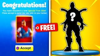 Top 10 FREE Fortnite Skins YOU COULD GET!