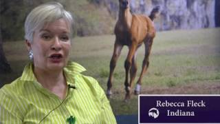Get To Know Rebecca Flek - AHA Breeder Profile