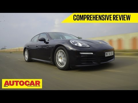 Updated 2013 Porsche Panamera | Comprehensive Review