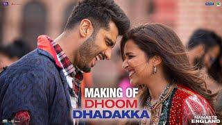 Making of Dhoom Dhadakka – Namaste England | Arjun