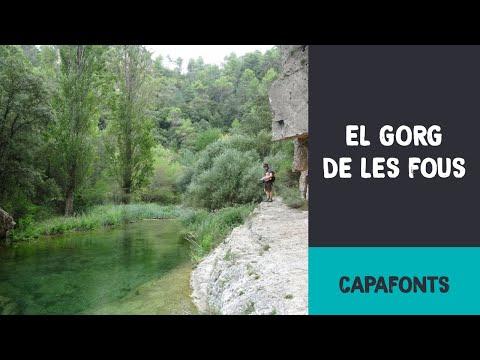 De Capafonts al Gorg de Les Fous | Tarragona