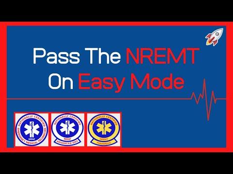 NREMT Prep: How To Study For NREMT Exams (New Simple Method For EMT, AEMT, Paramedic NREMT Tests)