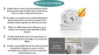 Duvets for hotels The Versatile One That Can Quickly Change the Look of You
