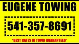 Tow Truck Eugene   541-357-8691 - 24 Hour Towing in Eugene
