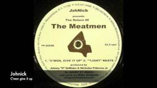 Johnick - c'mon baby 'give it up'
