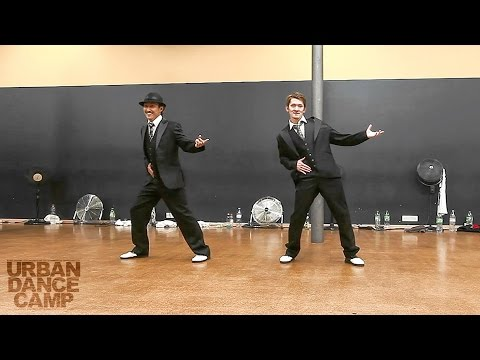 """Locking Performance"" by Hilty & Bosch (Streetdance Show) :: URBAN DANCE CAMP"