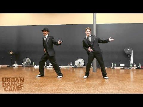 """Locking Performance"" by Hilty & Bosch (Streetdance Show) :: URBAN DANCE CAMP"