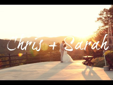Sarah + Chris | Asheville, North Carolina | Fontaine Vineyards