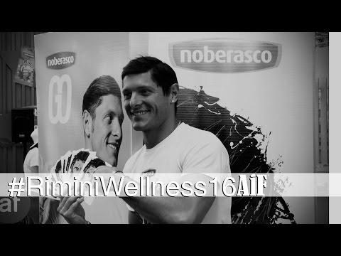Rimini Wellness 2016 - attrezzature e alimentazione per gli sportivi
