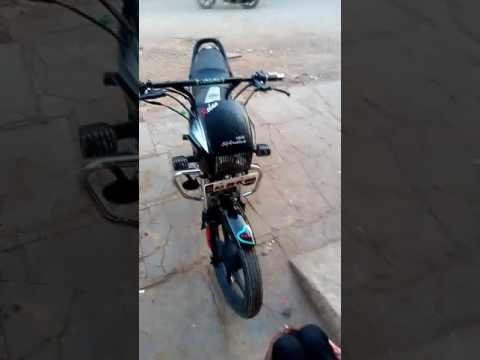 Modified Splendor Bike