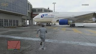 HOW TO FIND AND FLY A JUMBO JET !!