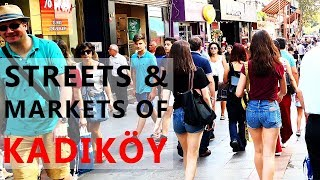 Download Video Streets and Markets of Kadıköy | Istanbul Travel Guide MP3 3GP MP4
