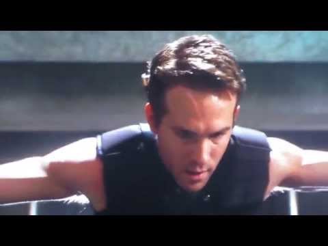 X-Men Origins Deadpool Scene- AWESOME!!