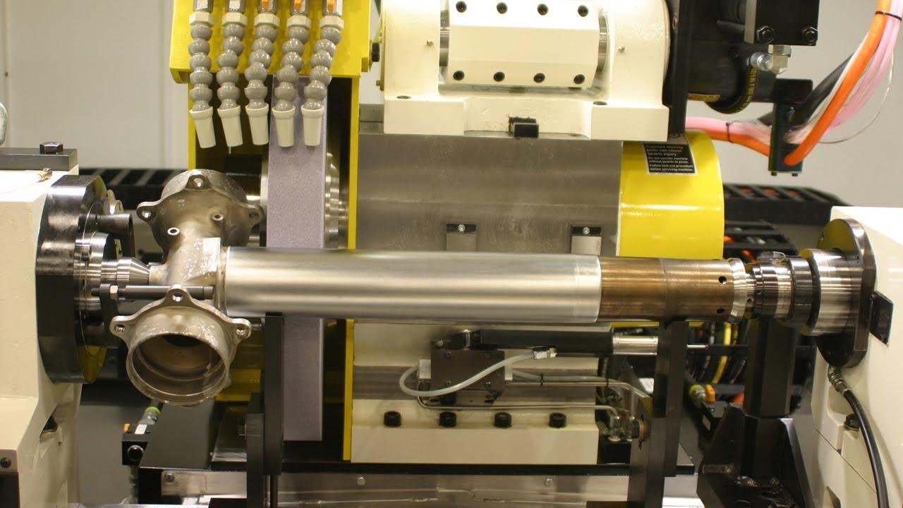 Solaris CNC Grinder