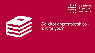 Solicitor apprenticeships – is it for you?