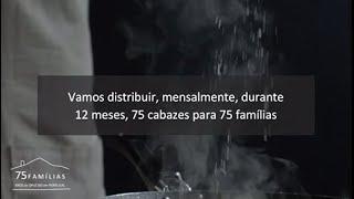 Lisboa: cabazes para 75 famílias assinalam 75 anos do Opus Dei
