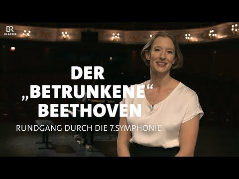 Videorundgang durch Beethovens Siebte Symphonie mit JOANA MALLWITZ