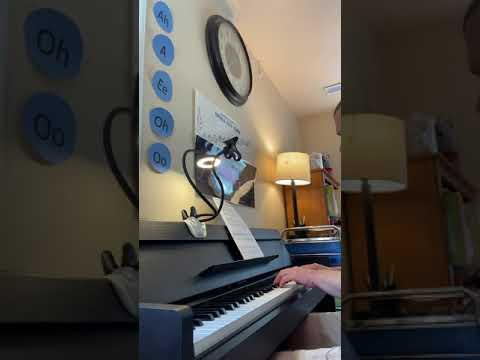 Ocean Breeze's 2 piano duet by Beatrice Miller.