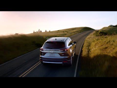 Mazda  Cx9 Паркетник класса J - рекламное видео 4