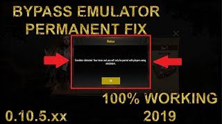 RAHASIA TOP GLOBAL PUBG MOBILE !!! BYPASS EMULATOR DETECTED