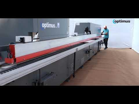 Automatic PVC Tape Edge Banding Machine