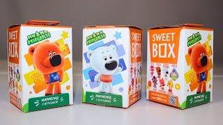 Ми Ми Мишки Мультики для детей про игрушки Сюрпризы Свит Бокс Видео для детей