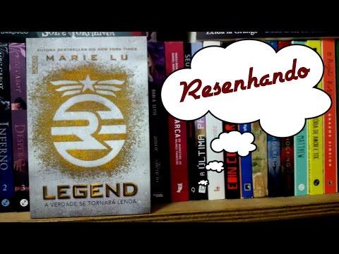 Resenha: Legend por Marie Lu