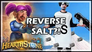 REVERSE SALT?! - Hearthstone
