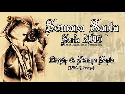 El vídeo del pregón de Semana Santa en El Salvador