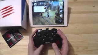 Mad Catz C.T.R.L.i Очень мобильный геймпад с Сибирским Леммингом
