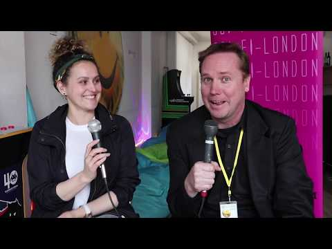 """Sci Fi London 2019 - """"Majic"""" interview with director Erin Berry"""