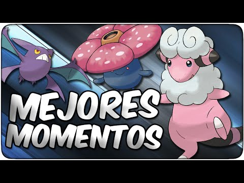 MEJORES MOMENTOS - Pokémon Soul Silver Randomlocke - Tiasmile