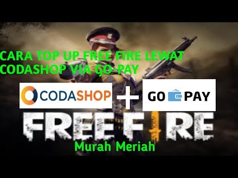 Cara Top Up Diamond Free Fire Di Codashop Via Go-Pay