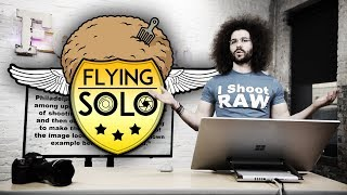 Are DESATURATED Photos COOL? Flying Solo Q&A | FroKnowsPhoto