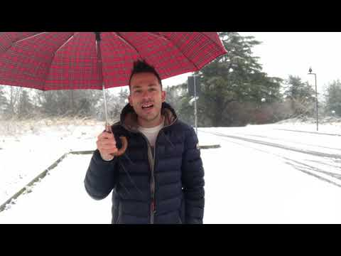 METEO: Dopo la neve attenzione al ghiaccio ma domenica torna il sole | VIDEO