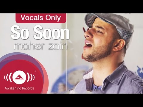 Maher Zain - Number One For Me | Vocals Only - Official