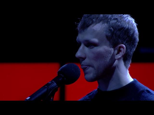 Fredrik Høye – Gi slipp (TEDxOslo)