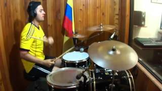 Somos   Doctor Krápula   Drum Cover
