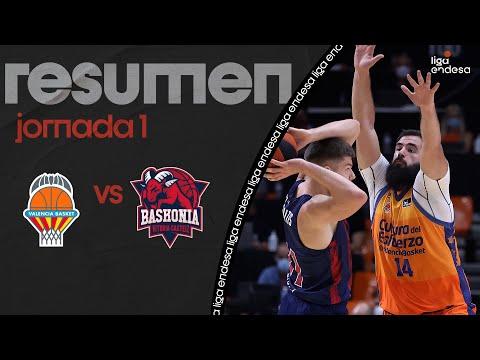 Valencia Basket vs Baskonia</a> 2021-09-18