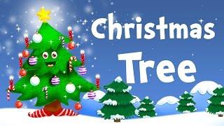 O Christmas Tree (Christmas song for kids with lyrics)