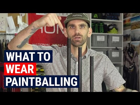 What To Wear Paintballing And Best Barrel Length – Paintball QT
